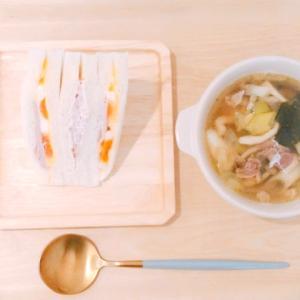おかずスープでおうちごはん
