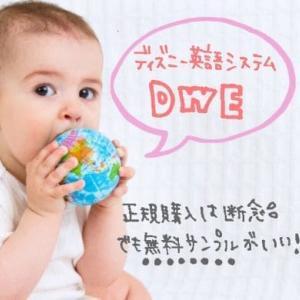 ディズニー英語システム(DWE)購入をやめた理由とサンプルの活用方法