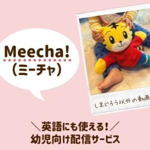 Meecha!(ミーチャ)の動画はしまじろう以外も豊富で英語教育にも良い!