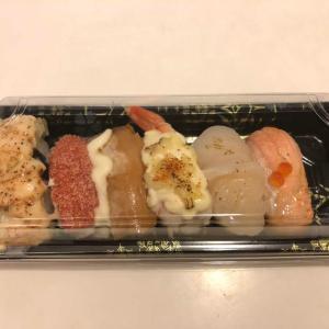 Take awayで美味しいお寿司★寿司三昧