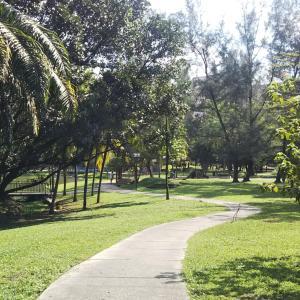 CMCO中のお散歩に最適★マレーシアのCentral Park