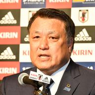 田嶋幸三 JFA会長 なかなかクール