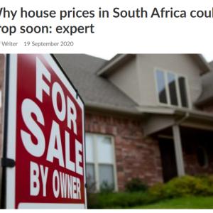 不動産価格の展望 ~南アフリカ~