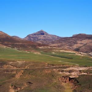 Golden Gate Highlands 国立公園 ハイキング編 ~南アフリカ~
