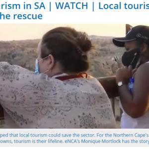 疲弊する観光産業 ~南アフリカ~