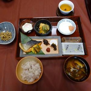 別荘佳景 朝食編