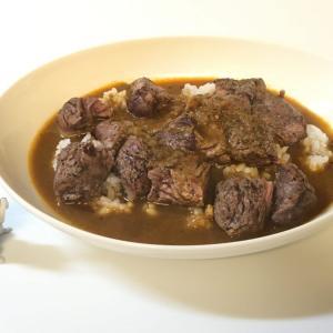 Lecipe6 ゴロゴロ肉のシャバシャバカレー 〜たべものオノマトペ~