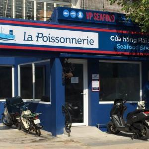 La Poissonnerie♡タオディエンのフランス系魚屋さん♪ホーチミン2区