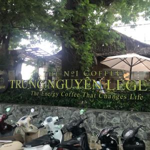Trung Nguyen Coffee♡お土産にも!ベトナム最高峰のコーヒーチェーン♪ホーチミン