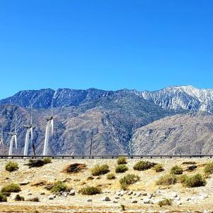 砂漠の山と余談  *:.。o○☆*゚^^
