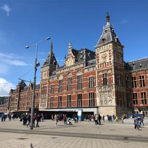 ベネルクス周遊の旅 - ベルギー&オランダ - ⑥ 4日目 アムステルダム(前編)