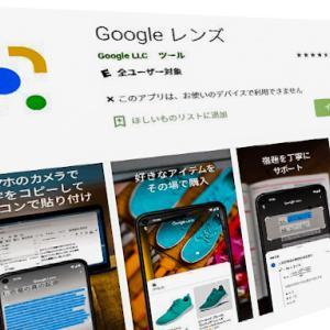 Googleレンズを釣りに活用したら超便利!ヤバ過ぎるその実力!