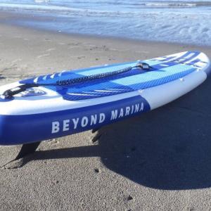 釣り用SUPは楽天ランキング1位獲得の『BEYOND MARINA』がおすすめ