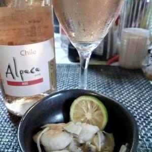 昼下がりのワインはまるで「ハートカクテル」??(笑)