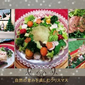 おはなしのタネNo.24 ドングリと野菜でクリスマス!