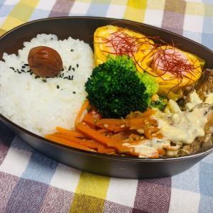 【2021/01/07】さんまのマヨネーズ炒め弁当(¥254)