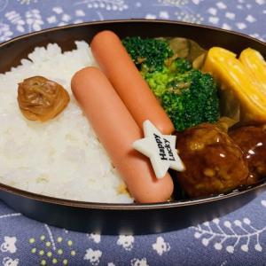 【2021/01/04】新年やっぱりシンプル弁当(¥159)