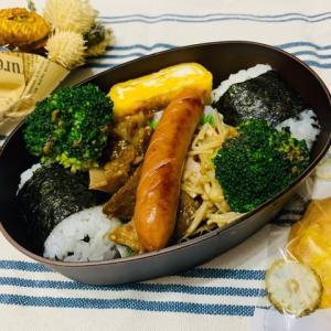 【2021/01/18】冬のおむすび弁当(¥265)
