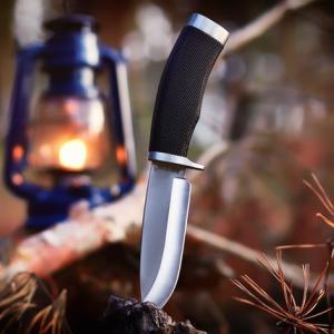 「MOSSY OAK 」高評価ナイフでフェザーステックとバトニング!