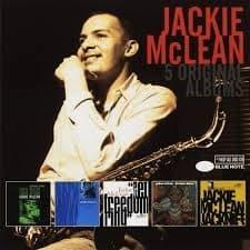 FavoriteMusic 【183】Jackie McLean & Mal Waldron/ Left Alone