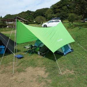 大原上布施オートキャンプ場に行ってきました。
