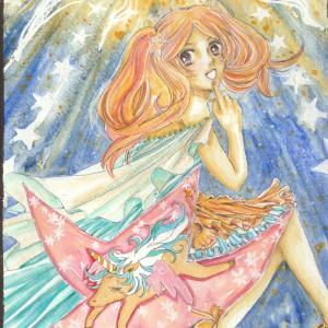 No.8  宇宙のアイドル