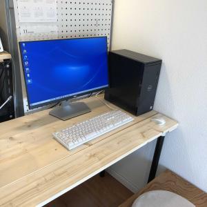 新しいパソコンがやってきた!!