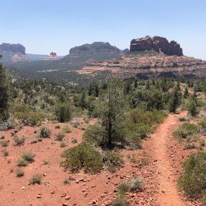 【アメリカ】セドナハイキング・ウエストセドナからレッドロッククロッシング [USA] Sedona Hiking West Sedona to Red Rock Crossing