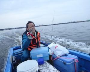 今シーズンのカサゴ釣りは型がいまいち