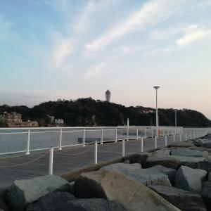 江の島 ルアー釣りにルアー初心者が挑戦