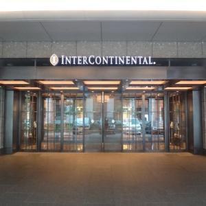 3つのビューが満喫できるホテル インターコンチネンタル 東京ベイ人気NO1のお部屋