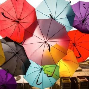 傘とのあれこれ