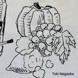 秋は焼き芋が美味しい