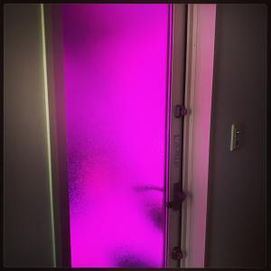 <プライベート>怪しい紫の部屋