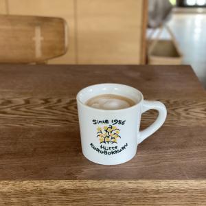 おうちでも、お手軽にモコモココーヒータイム