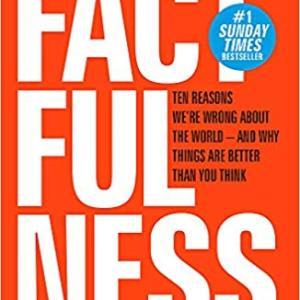 【洋書レビュー】Factfulness