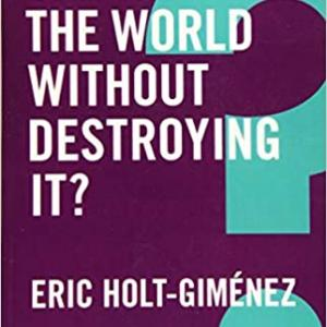 【洋書レビュー】Can we feed the world without destroying it?