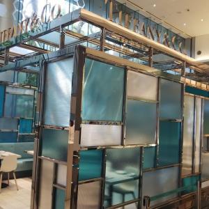 かわいいが止まらない! Tiffany Blue Box Cafe