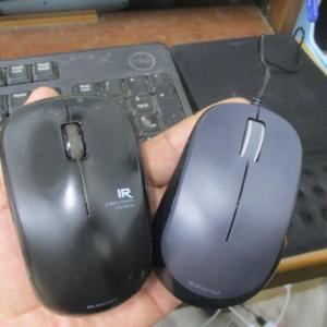 マウスだったのか