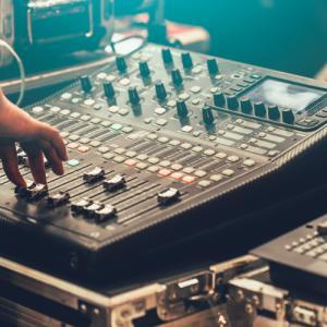 【音楽業界で仕事をしたい人向け】音楽業界の技術職について紹介!