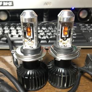 【クソ企画】LEDの色温度が変えられると思ったんだけどダメでした