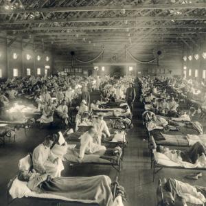 100年前スペインかぜが大流行していた 歴史は繰り返してる