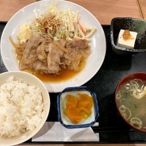食彩厨房いちげん 日替わりランチ 新松戸