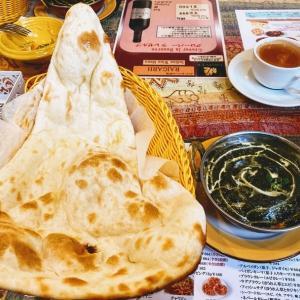 インド・ネパール料理ライガル・新松戸 本格カレーと巨大ナン