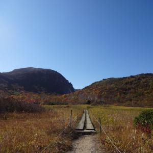 栗駒山登山 紅葉時期の登山もオススメです Mt. Kurikoma