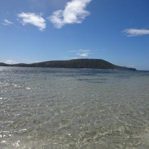 ハワイの天国の海 幻想的なサンドバーの魅力!