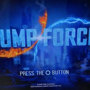 【ゲーム】JUMP FORCE(ジャンプフォース)クリア