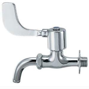 水栓ハンドルを変えて、新型コロナ対策 レバーハンドルで接触機会の低減を図る