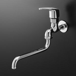 水栓ハンドルを変えて、新型コロナ対策2 シングルレバーハンドル 水道メーターについても