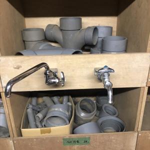 ハンドル水栓の修理 各所パッキン交換方法